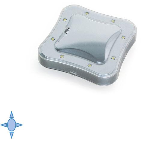 Lumière LED a piles Vela EMUCA avec détecteur de mouvement et lumière froide - 5006525