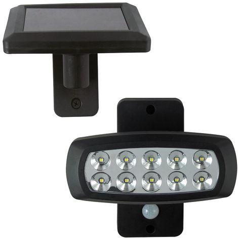 Lumière solaire LED pour une utilisation en extérieur
