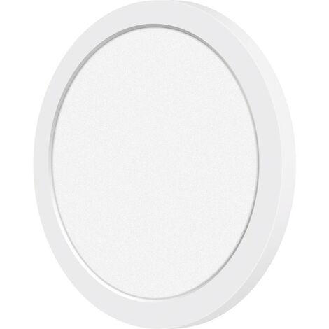 Luminaire à LED encastrable, Luminaire LED pour montage en surface 12 W 1x LED intégrée blanc chaud, blanc lumière du jour Megatron MT76111 1 pc(s)