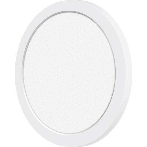 Luminaire à LED encastrable, Luminaire LED pour montage en surface 18 W 1x LED intégrée blanc chaud, blanc lumière du jour Megatron MT76112 1 pc(s)