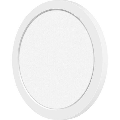 Luminaire à LED encastrable, Luminaire LED pour montage en surface 6 W 1x LED intégrée blanc chaud, blanc lumière du jour Megatron MT76110 1 pc(s)