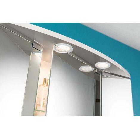 Luminaire à LED encastrable Paulmann 99920 LED intégrée Puissance: 5 W blanc chaud