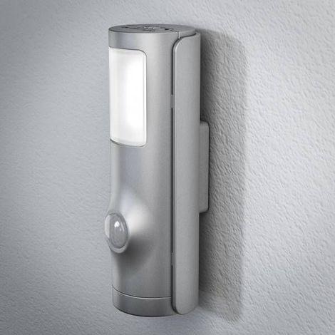 Luminaire à Piles NIGHTLUX Torche - Finition - Blanc