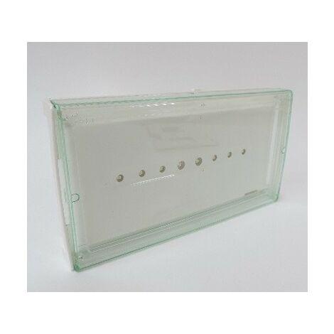 Luminaire BAES d'évacuation LED sur source centralisée plastique 45lm 24/48V IP43 LEGRAND 062825