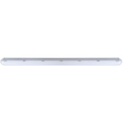 Luminaire de baignoire à LED, 7200 lumens, blanc neutre, L 120 cm, VT -160