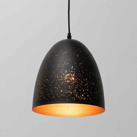 Luminaire de style atelier moderne - Galaxy - Noir