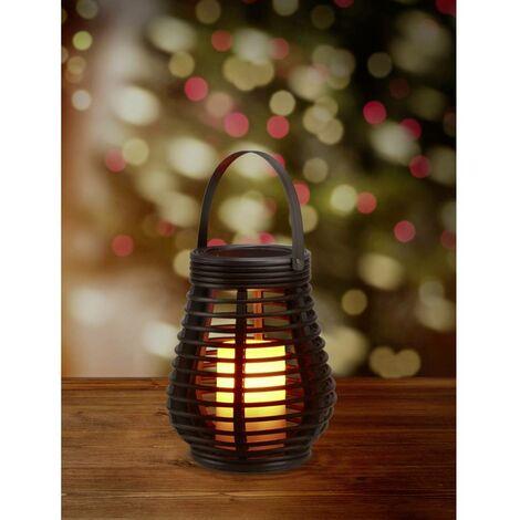 Luminaire décoratif Polarlite Rattan 180 PL-8375075 Puissance: 0.6 W ambré
