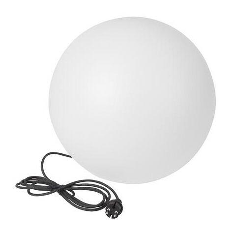 Luminaire D'Extérieur - En Forme De Boule - Ø 45 Cm
