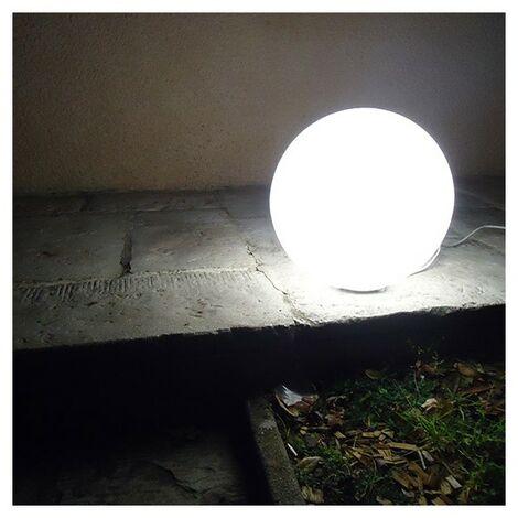 Luminaire d'extérieur Moon - Blanc
