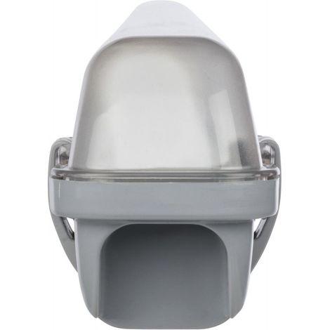 Luminaire étanche pour pièces humides Müller Licht 20800196 G13 18 W gris