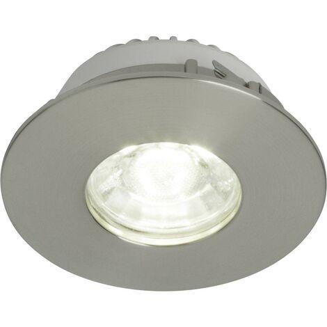 Luminaire intérieur encastrable led Brilliant Nodus Gris Plastique G94679/13