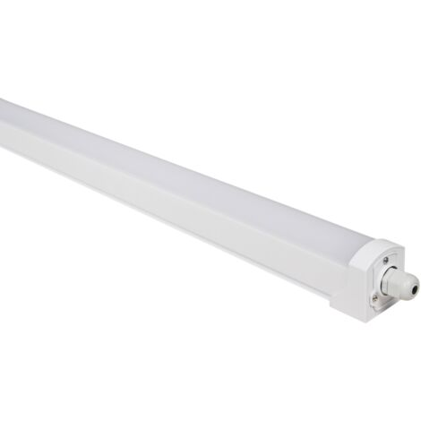 Luminaire LED étanche à l'humidité McShine '' FL-60 '', IP65, 1700lm, 4000K, 60cm, blanc neutre