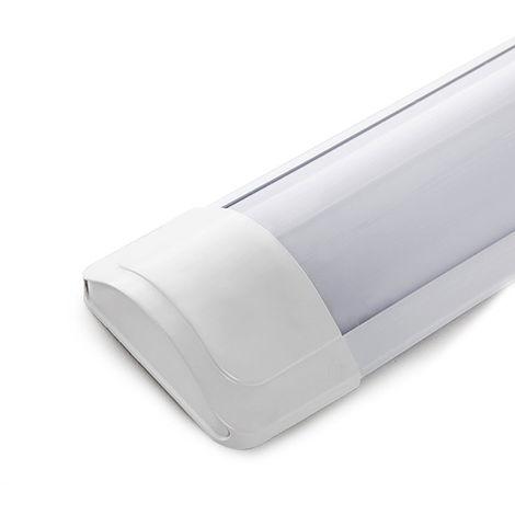 Luminaire LED Lineal Monté En Surface 600Mm 18W 1800Lm 30.000H