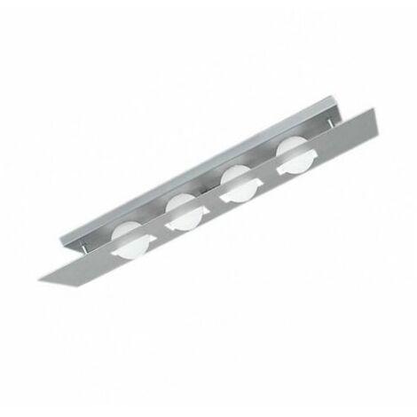 Luminaire Plafonnier 4L Py - Argent