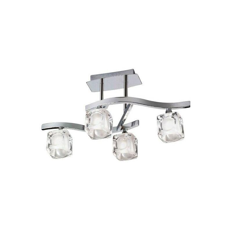 Lampes Led Glaçon Plafonnier Luminaire 4 vbfyY76g