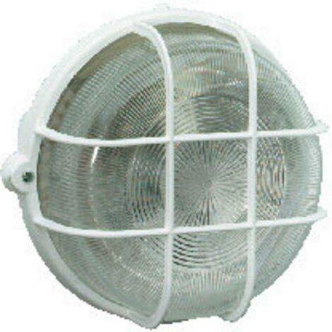 Luminaire pour pièces humides 1x E27 Brennenstuhl 1270720 blanc 1 pc(s)