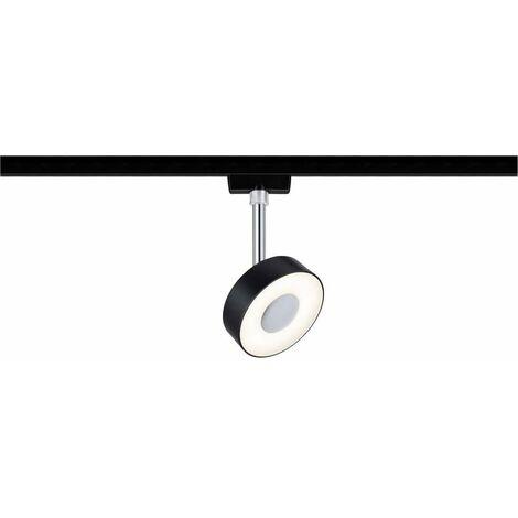 Luminaire sur rail haute tension Paulmann 96915 incorporé Puissance: 5 W blanc chaud