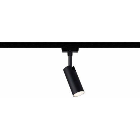 Luminaire sur rail haute tension Paulmann 96917 incorporé Puissance: 4.5 W blanc chaud