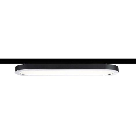 Luminaire sur rail haute tension Paulmann 96920 incorporé Puissance: 7 W blanc chaud