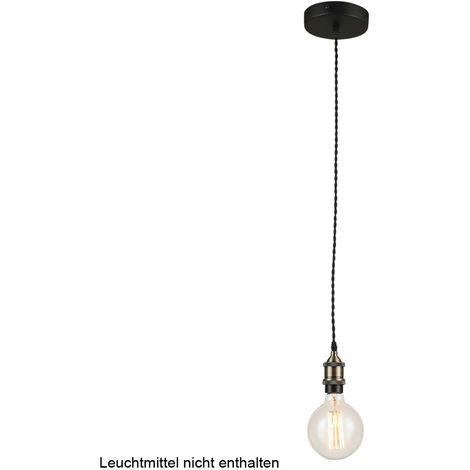 Luminaire suspendu vintage E27 Luminaire suspendu plafonnier Ecolight I -VINTAGE -PD