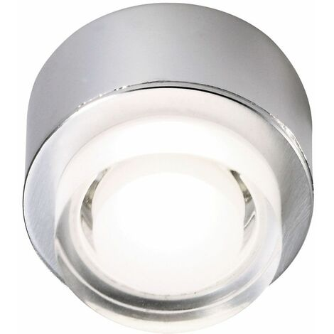 Luminaria de techo LED de lujo dormitorio para dormir DOWN downlight lighting silver Nordlux 76816032