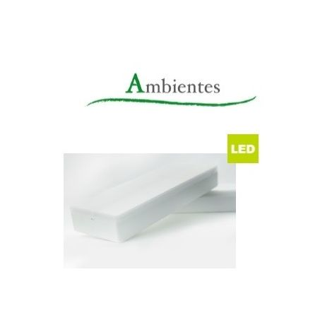 LUMINARIA EMERGENCIA LED 110l 1h.NP IP44/IK04