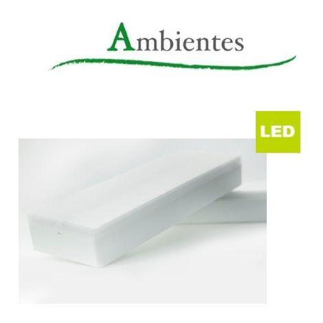 LUMINARIA EMERGENCIA LED 60l1h.NP IP44/IK04