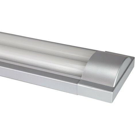 "main image of ""Luminaria Fluorescente 2x36W Tubos T8 G13"""