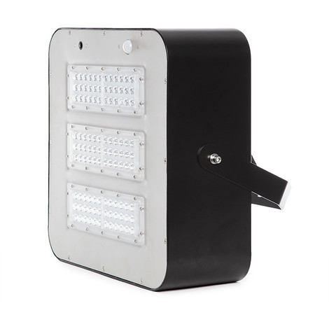 Luminaria LED 112W 18360Lm IP54 Detector de Presencia - Cámara de Seguridad (SNF601-112W-CW)