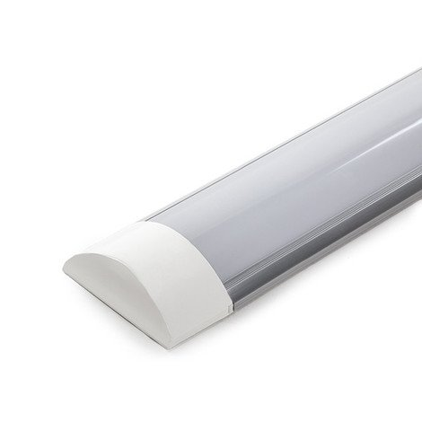 Luminaria LED 300Mm Lineal Superficie 10W 900Lm 30.000H