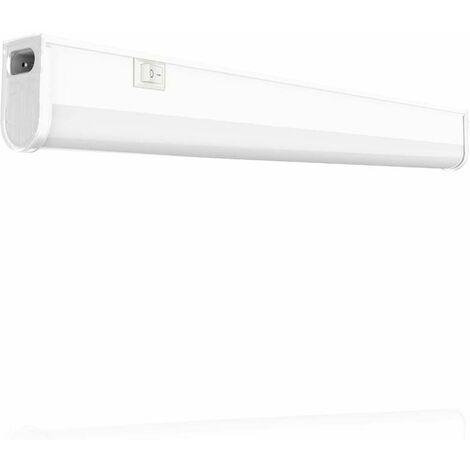 Luminaria Led de interior EMPALMABLE 888mm 10W 6500K de Roblan LINK8B