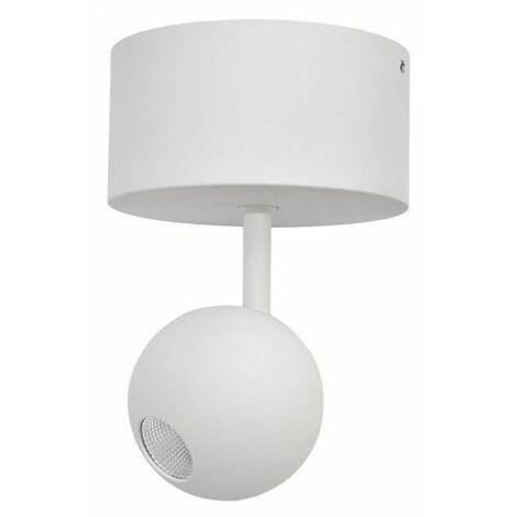 Luminaria Led decorativa superficie 8,5w Beneito Faure BORA FLORON 4629 Blanco 2.700K