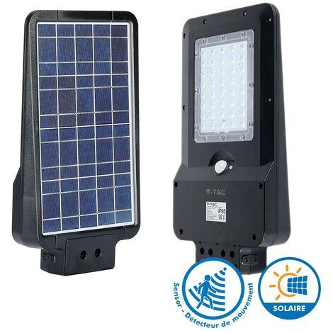 Luminaria LED exterior Solar 15W 120° IP65