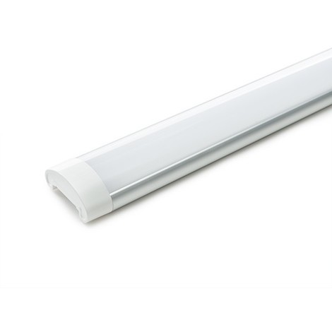 Luminaria LED Lineal Superficie 300Mm 10W 900Lm 30.000H | Blanco Natural (SL-LIL-CDP50A10-W)