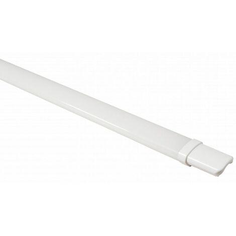 Luminaria LED para bañera, foco de techo, pasillos, lámpara de taller para sala húmeda y húmeda ETT 1452554