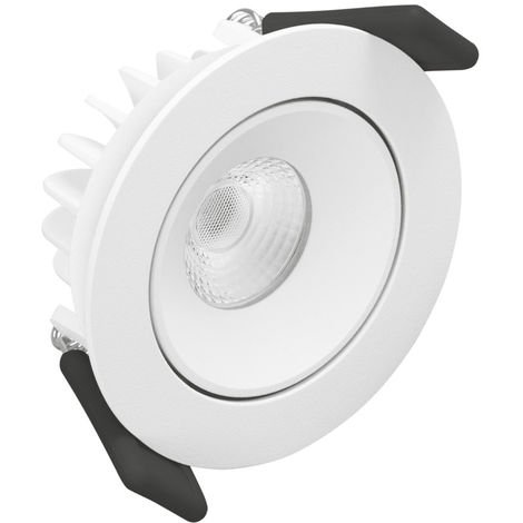 Luminaria Spot LED orientable 4.5W/3000K 230V IP20 360lm 300 LEDVANCE 4058075126886