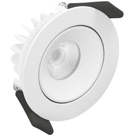 Luminaria Spot LED orientable 6.5W/3000K 230V IP20 550lm 300 LEDVANCE 4058075126909