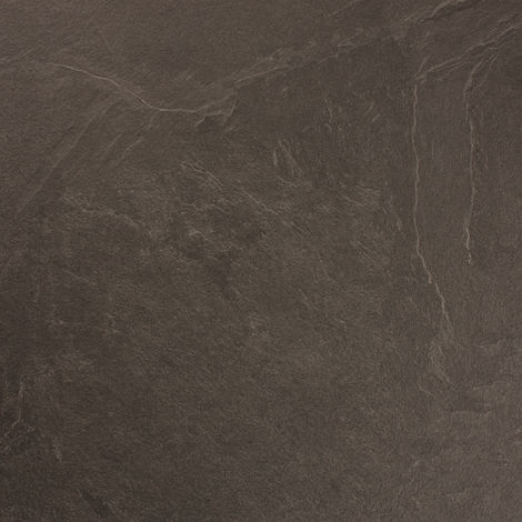 Luna Nero Grey Slate Laminate Edging Strip 1530mm X 45mm
