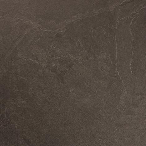 Luna Nero Grey Slate Laminate Upstand 3M X 120mm X 18mm