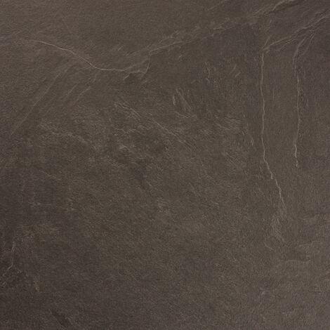 Luna Nero Grey Slate Laminate Worktop 3m X 600mm X 38mm