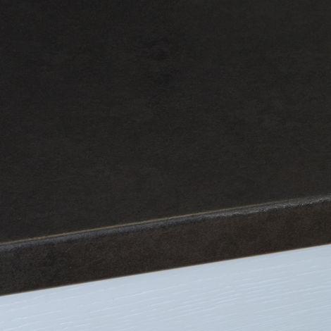 Lunar Night Laminate Edging Strip 1300mm X 44mm