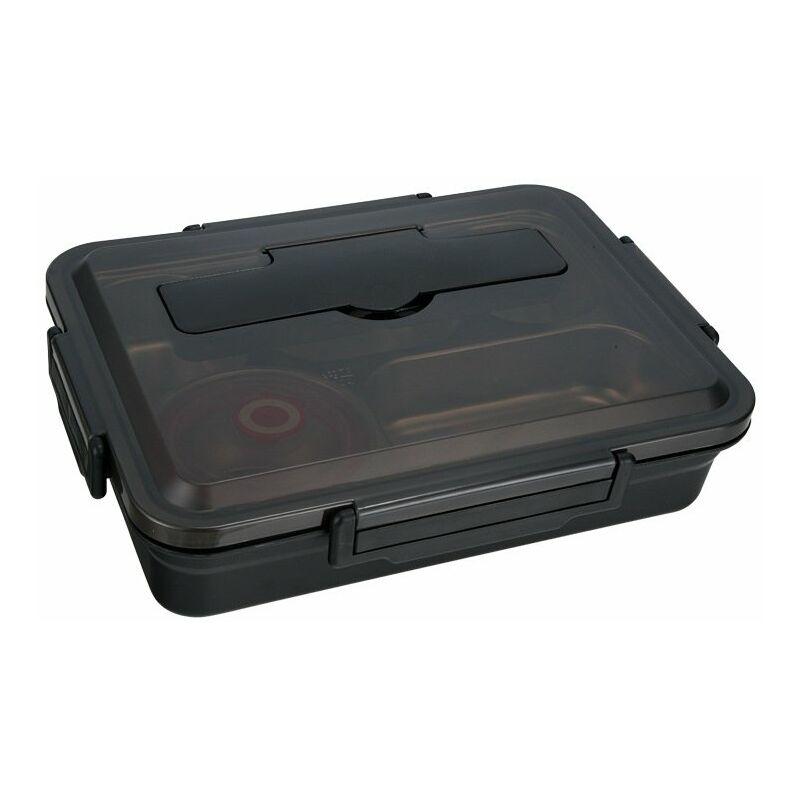Lunch Box, Bento Box , 5 Compartiments et Couverts