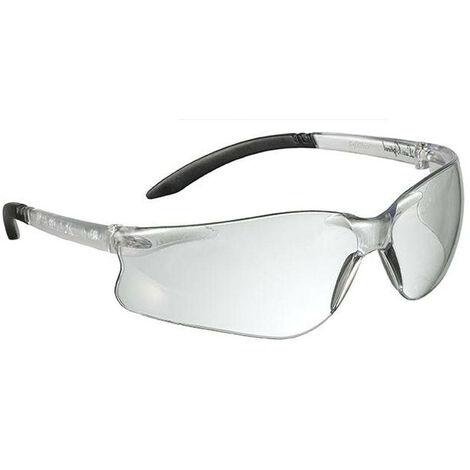 Lunettes de protection anti-rayures Lux Optical Softilux Incolore Unique
