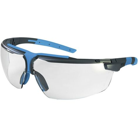Lunettes de protection I-3 anthracite, bleu UVEX 9190275