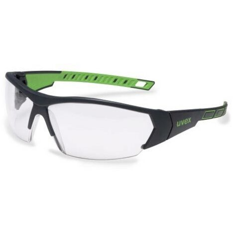 LUNETTES DE PROTECTION UVEX I-WORKS 9194175 ANTHRACITE, VERT 1 PC(S)