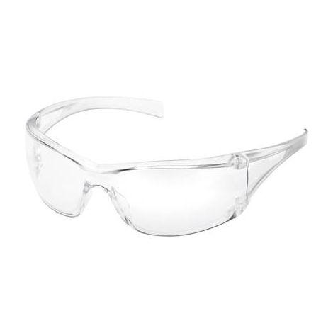 Lunettes de protection VIRTUA avec verres en polycarbonate clair 3M VIRTUA0