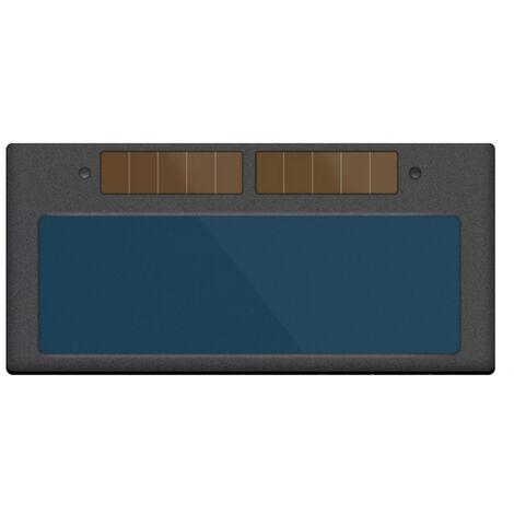 Lunettes de soudage KKmoon (neutre), lentille de soudeur anti-arc et anti-eblouissant, batterie au lithium integree