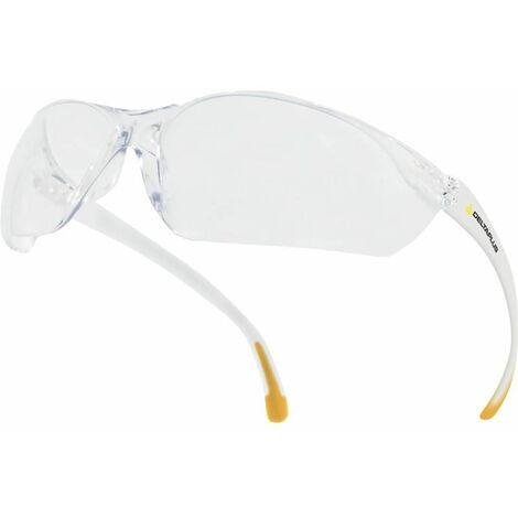 LUNETTES DELTA PLUS POLYCARBONATE - AR - UV400-MEIA CLEAR - -