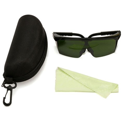 Lunettes laser 200nm-2000nm IPL-2 OD + 4