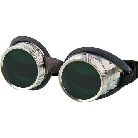 lunettes soudeur en aluminium